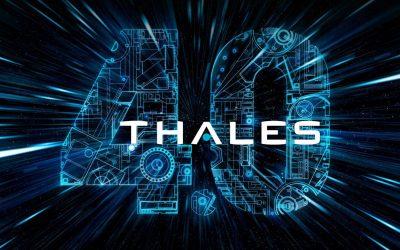 Thales-工業4.0和物聯網安全